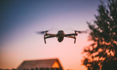Dronen Website